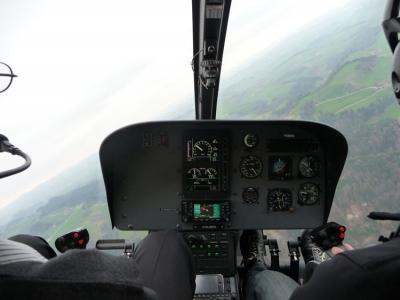 Cockpit EC120