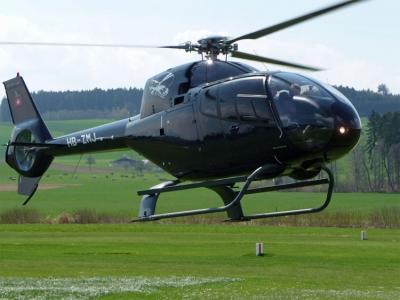 Airbus Helicopter EC120 in Beromünster