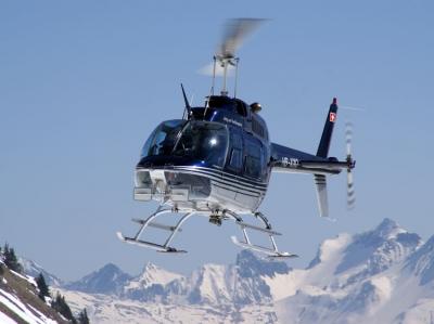 HB-XXO im Landeanflug