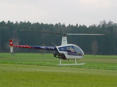 Robinson R22 HB-XTQ