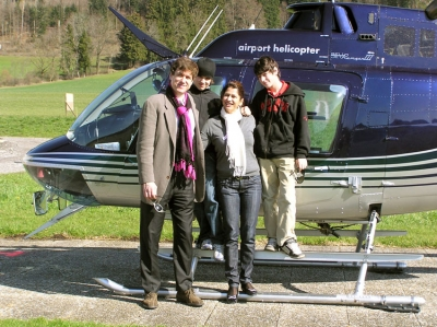 Familie Erculiani in Beromünster