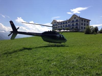 Villa Honegg auf dem Bürgenstock