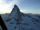 Matterhorn beim Eindunkeln