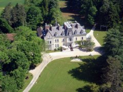 Chateau La Chassagne bei Dijon