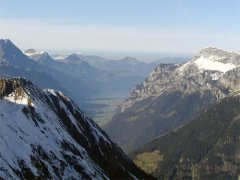 Blick Richtung Urnersee