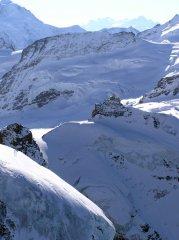 Die Sphinx auf dem Jungfraujoch